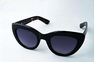 Óculos de Sol Perla Prado - ref: Laisla Preto
