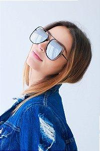Óculos de sol Perla Prado ref: Ibiza Espelhado