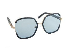 Óculos de sol Perla Prado ref: Óculos Belize Azul