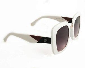 Óculos de sol Perla Prado ref: Óculos Madagascar Branco