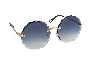 Óculos de sol Perla Prado ref: Solar Cancun Azul