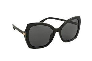 Óculos de sol Perla Prado ref: Óculos Monte Carlo Preto