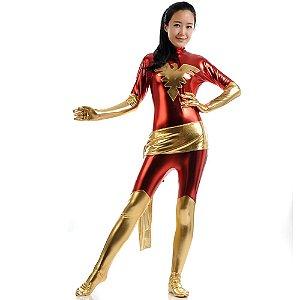 Fantasia Mulher Fênix X-Men Adulto Tam G - USADA