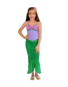 Fantasia Sereia Infantil Tam 10
