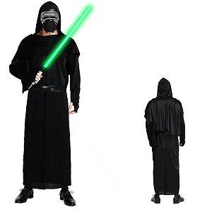 Fantasia Star Wars Adulto Tam G - Usado