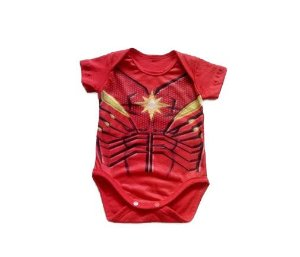 Body Baby Soldado Estelar Tam. M