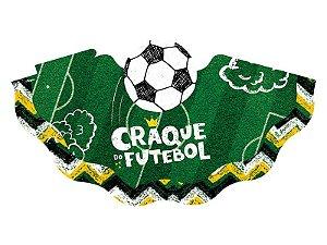 Chapéu de Aniversário Futebol 8 Unidades