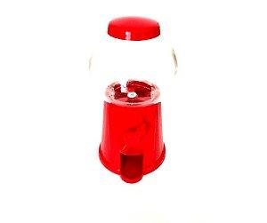 Baleiro Plástico Vermelho
