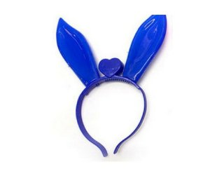 Tiara Coelho com Luz Azul