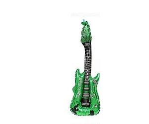 Balão de Ar Guitarra Verde