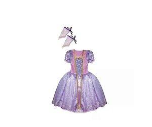 Fantasia Princesa Sofia - Infantil - Tam 8