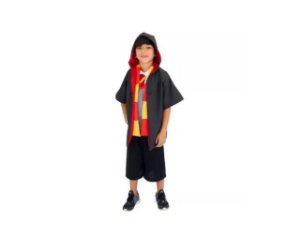 Fantasia Harry Potter- Infantil - Tam 6 -USADA