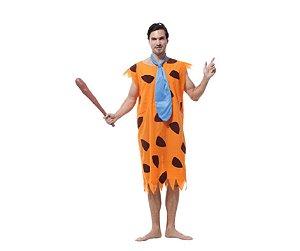 Fantasia Fred Flintstone tamanho M - USADA