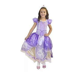 Princesa Lilás inf tam G