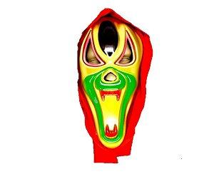 Máscara de Dragão Chines com capuz