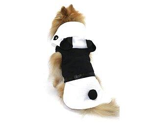 Fantasia de Panda para Pet tam M