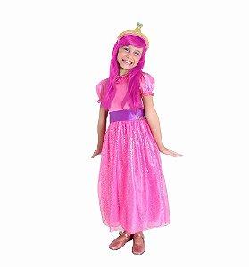 Fantasia Princesa Jujuba P -  4 anos
