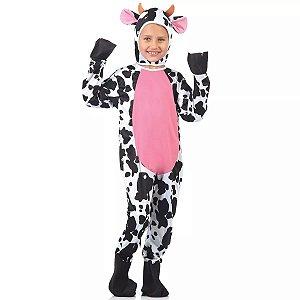 Fantasia Infantil Vaca P