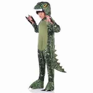 Fantasia Dinossauro Rex Tam GG 8 Anos