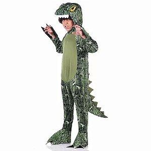 Fantasia Dinossauro Rex Tam M 4 Anos