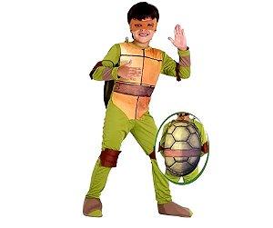 Fantasia Tartarugas Ninjas Michelangelo G