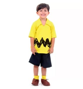 Fantasia Charlie Brown inf Tam M