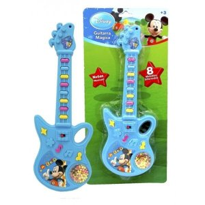 Guitarra musical Mickey
