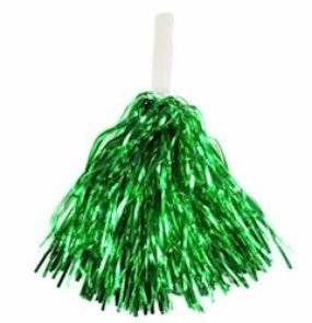 Pompom Verde kit com 2 und
