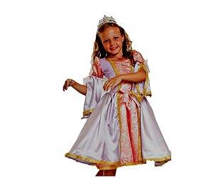 Fantasia Princesa Brigite inf tam 6
