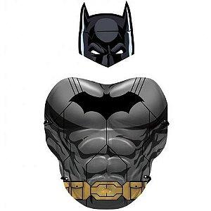 Kit Batman Peitoral e Máscara Infantil