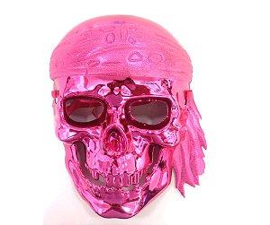 Máscara Pirata Rosa