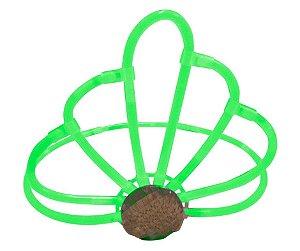 Coroa Neon Verde