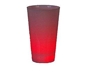 Copo Neon Vermelho