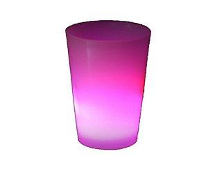 Copo Neon Rosa