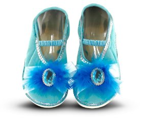 Sapatilha Princesa Azul 31/32