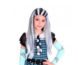 Peruca Frankie Stein Monster High