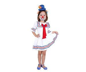 Fantasia vestido Patati P 4 anos