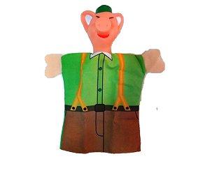 Fantoche Porco Verde