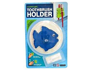 Porta Escova de Dentes - Peixe
