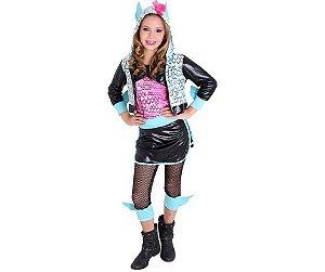Fantasia Lagoona Blue Monster High GG 14 a 16 anos
