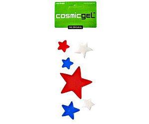 Adesivo Decorativo de Gel Estrela