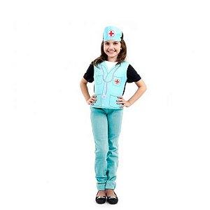 Peitoral Enfermeira tam único