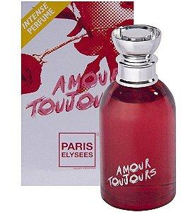 Amour Toujours Eau de Toilette Paris Elysees - Perfume Feminino 100ml