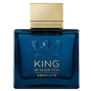King of Seduction Antonio Banderas - Perfume Masculino - Eau de Toilette