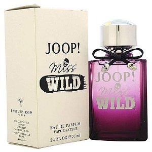 Tester Joop! Miss Wild Eau de Parfum Joop! - Perfume Feminino 75ML