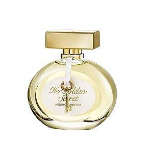 Her Golden Secret Eau de Toilette Antonio Banderas - Perfume Feminino