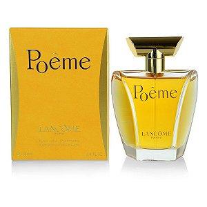Téster Poême Eau de Parfum Lancôme - Perfume Feminino- 100 ML