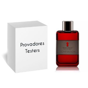 Téster The Secret Temptation Antonio Banderas Perfume Masculino - Eau de Toilette 100 ML