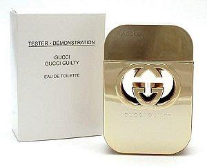 Téster Gucci Guilty Eau de Toilette-Perfume Feminino 75 ML