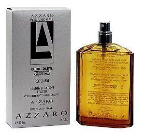 Téster Azzaro Pour Homme Eau de Toilette Masculino - 100ML